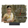 11'' x 8'' Rectangular Shape Personalized Photo Printed Wooden Table Clock (with Wooden Base)